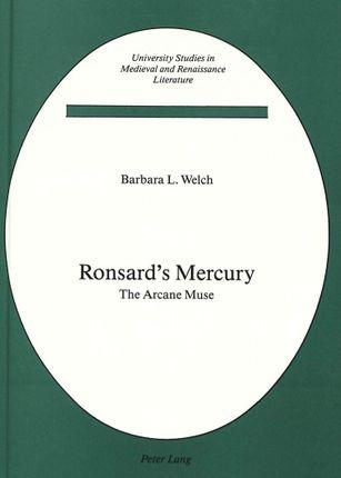 Ronsard's Mercury