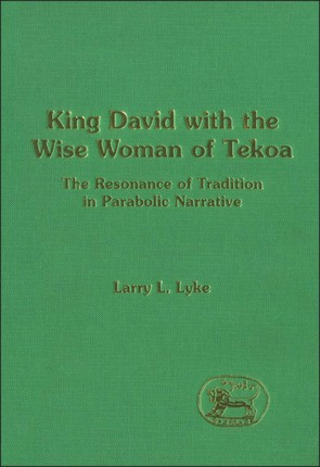 King David with the Wise Woman of Tekoa