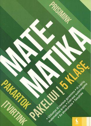 MATEMATIKA (serija Pakeliui į 5 kl.)