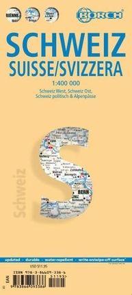 Schweiz 1 : 400 000