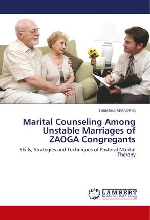 Marital Counseling Among Unstable Marriages of ZAOGA Congregants