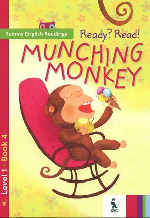 Ready? Read! Munching monkey