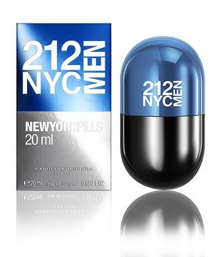 CAROLINA HERRERA 212 Men tualetinis vanduo, 20ml (EDT)
