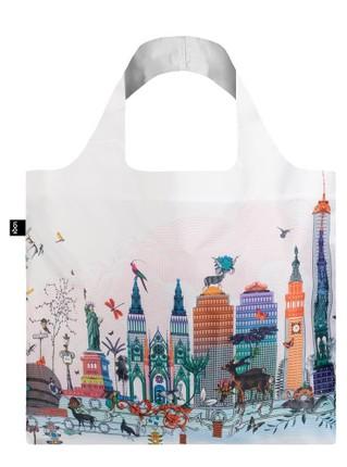 "LOQI pirkinių krepšys ""KRISTJANA S WILLIAMS INTERIORS New York Bag"""