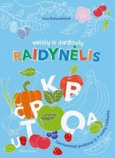 Vaisių ir daržovių raidynėlis