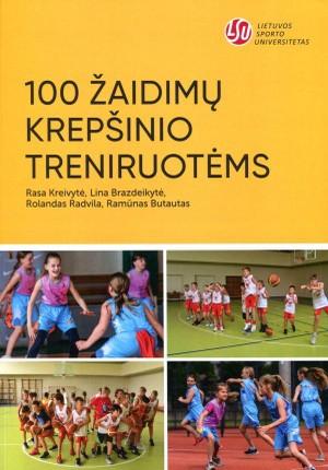 100 žaidimų krepšinio treniruotėms