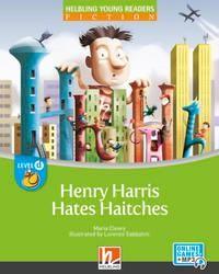 Henry Harris Hates Haitches + e-zone