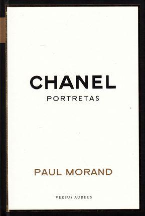 Chanel portretas