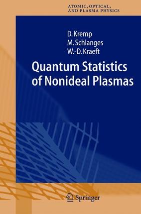 Quantum Statistics of Nonideal Plasmas