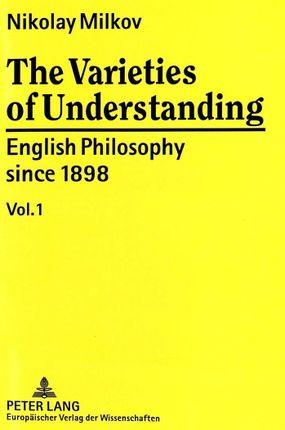 The Varieties of Understanding