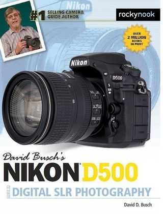David Busch's Nikon D500 Guide to Digital Photography