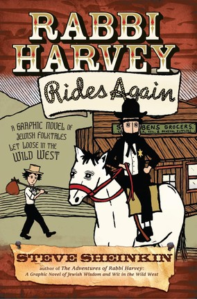 Rabbi Harvey Rides Again