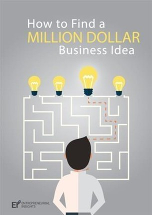 How to Find a Million Dollar Business Idea