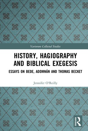 History, Hagiography and Biblical Exegesis