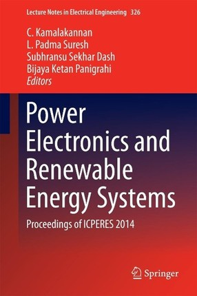 Power Electronics and Renewable Energy Systems