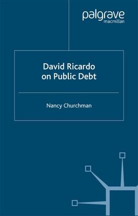 David Ricardo on Public Debt