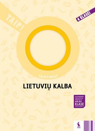Lietuvių kalba: skaitiniai 4 klasei