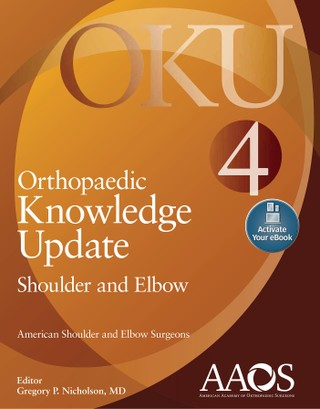 Othopaedic Knowledge Update: Shoulder and Elbow 4