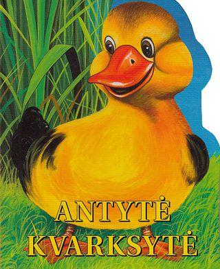Antytė Kvarksytė