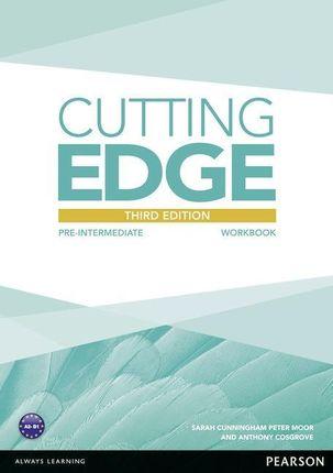 Cutting Edge 3rd Edition Pre-Intermediate Workbook without Key