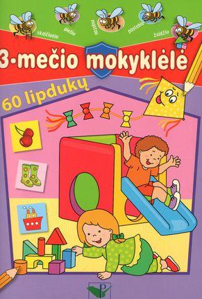 3-mečio mokyklėlė
