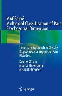 MACPainP Multiaxial Classification of Pain-Psychosocial Dimension