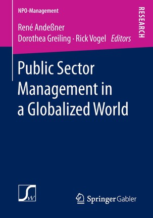 Public Sector Management in a Globalized World
