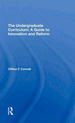 The Undergraduate Curriculum