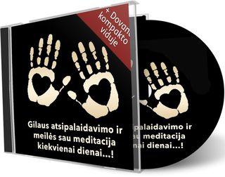 Gilaus atsipalaidavimo ir meilės sau meditacija kiekvienai dienai...! Audio knyga