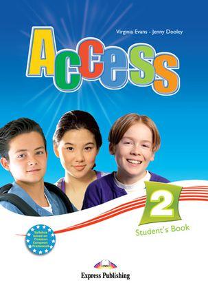 Access 2. Student's book. Anglų kalbos vadovėlis