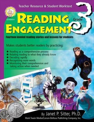 Reading Engagement, Grade 3