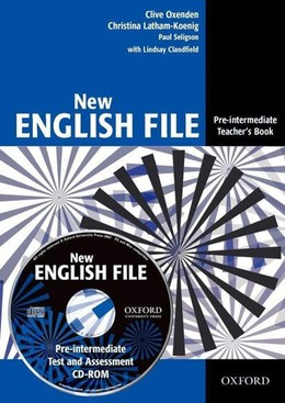 New English File: Pre-intermediate. Teacher's Book with Test and Assessment CD-ROM
