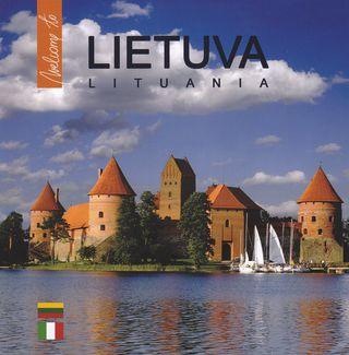 Lietuva. Lituania (lietuvių - italų kalba)