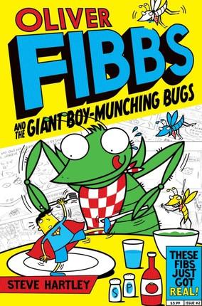 Oliver Fibbs 2: The Giant Boy-Munching Bugs