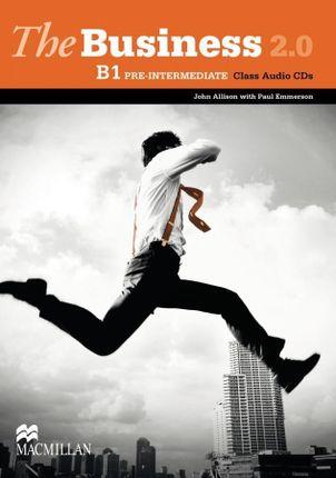 The Business 2.0 Pre-intermediate. 2 Class Audio-CD