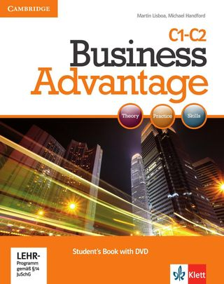 Business Advantage C1. Advanced. Student's Book with DVD