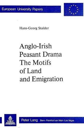 Anglo-Irish Peasant Drama
