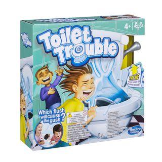 """Žaidimas """"Toilet Trouble"""". Hasbro"""