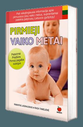 Pirmieji vaiko metai