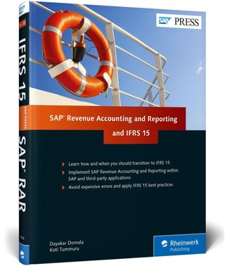 SAP Revenue Accounting and Reporting and IFRS 15