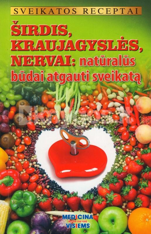 širdies sveikatos receptas