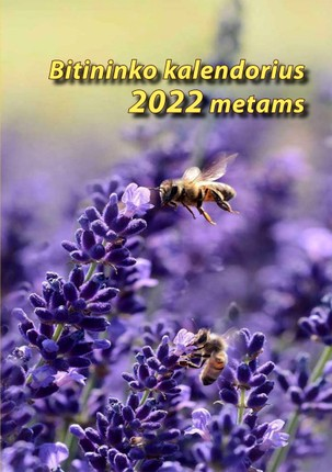 Bitininko kalendorius 2022 metams