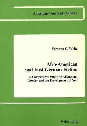 Afro-American and East German Fiction