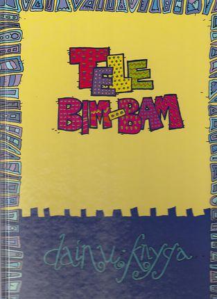 Tele bim-bam dainų knyga