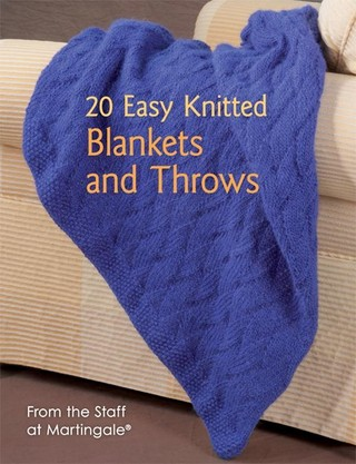 20 Easy Knitted Blankets and Throws