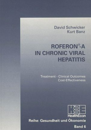 RoferonÎ-A in Chronic Viral Hepatitis