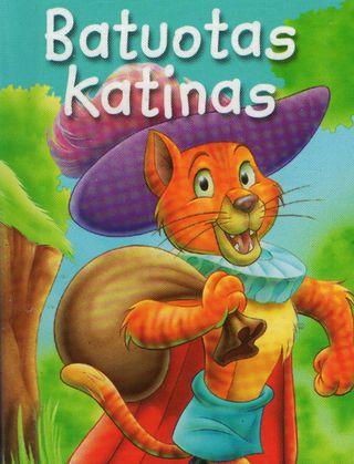Batuotas katinas. Mini