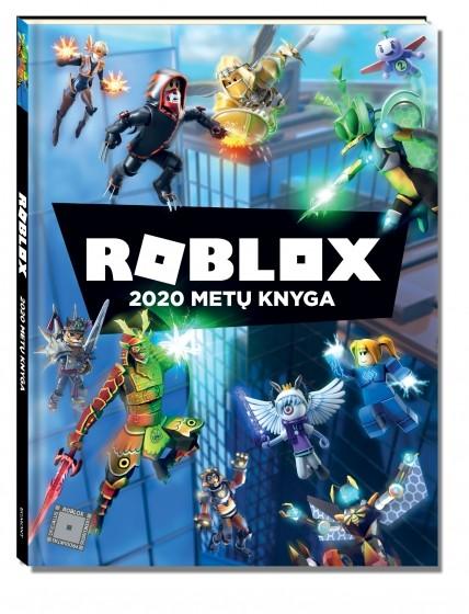 2020 Games.Roblox 2020 Metų Knyga