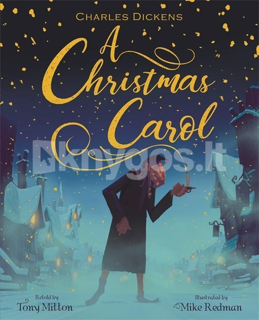 A Christmas.A Christmas Carol Knygos Lt