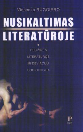 Nusikaltimas literatūroje